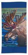Big Bad Bead  Dealer    Flying Lamb Productions  Beach Towel