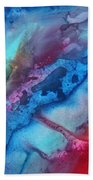 The Beauty Of Color 1 Beach Towel