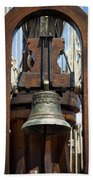 The Bell Of The Tall Ship Beach Towel