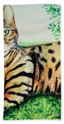 The Bengal Beach Towel