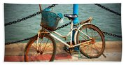 The Bicycle Beach Towel