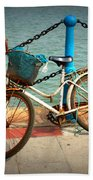 The Bicycle Beach Towel