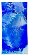 The Blues Beach Towel by Omaste Witkowski