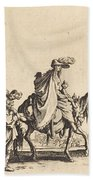 The Bohemians Marching: The Vanguard Beach Towel