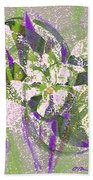 The Bouquet Beach Towel