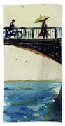 The Bridge Beach Towel
