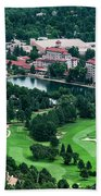 The Broadmoor Resort Beach Towel