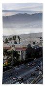 The California Incline Beach Towel