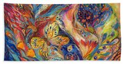 The Chagall Dreams Beach Towel