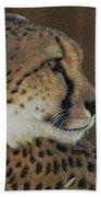 The Cheetah 2 Beach Towel