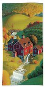 The Cider Mill Beach Towel