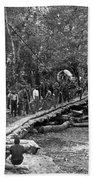 The Civil War: Soldiers Beach Towel