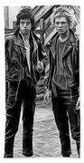The Clash Collection Beach Towel