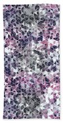 The Coal Miner's Diamond Field Beach Towel