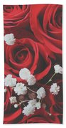 The Color Of Love Beach Towel