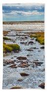 The Colorado Tundra Beach Towel
