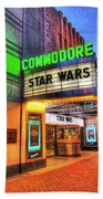 The Commodore Theatre, Portsmouth, Va Beach Towel