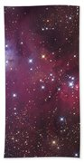 The Cone Nebula Beach Towel