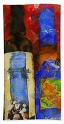 The Cook's Elixirs Beach Towel