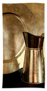 The Copper Pitcher Beach Towel