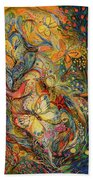 The Dance Of Nature Beach Towel