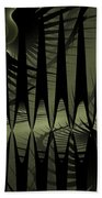 The Dark Forest Beach Towel