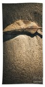 The Desert Burial Beach Towel