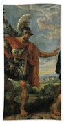 The Dismissal Of The Lictors Beach Towel