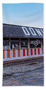 The Donut Shop No Longer 2, Niceville, Florida Beach Towel