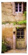 The Doorway To Provence Beach Towel