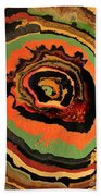 The Dragons Eye Beach Towel