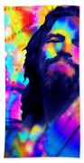 The Dude The Big Lebowski Jeff Bridges Beach Towel