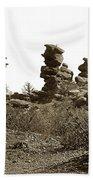 The Dutchmangarden Of The Gods, Colorado Beach Towel