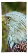 The Eagle Look Beach Towel
