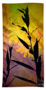 The End Of Summer Beach Towel