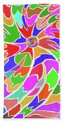The Eye Of The Universe Beach Towel