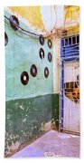The Eye Tunes Store Beach Towel