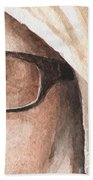 The Eyes Have It - Dustie Beach Towel