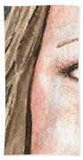 The Eyes Have It - Jill Beach Towel