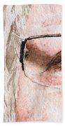 The Eyes Have It - Vickie Beach Towel