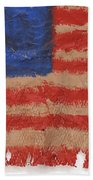 The Flag Beach Towel