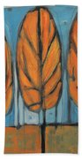 The Four Seasons - Fall Beach Towel