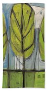 the Four Seasons - spring Beach Towel
