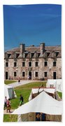 The French Castle 6709 Beach Towel