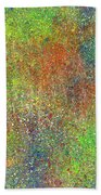 The God Particles #544 Beach Towel