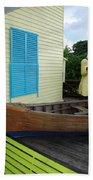 The Gordons Fisherman House Beach Towel