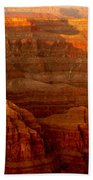 The Grand Canyon West Rim Beach Towel