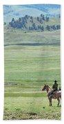 The Great Montana Expanse Beach Towel