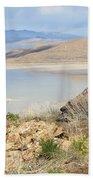The Great Salt Lake 3 Beach Towel