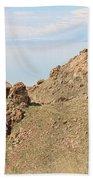 The Great Salt Lake 8 Beach Towel